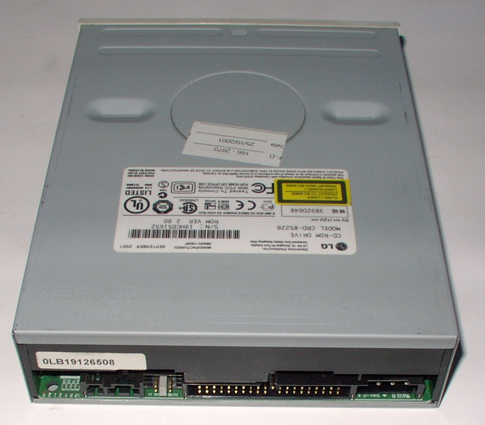 LG CD ROM CRD 8522B WINDOWS 7 X64 DRIVER